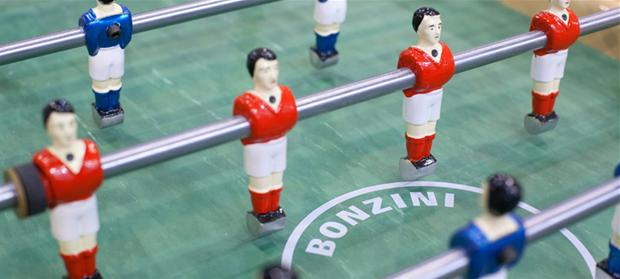 Football table tournament